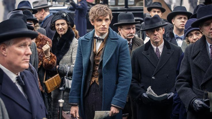 "Neuer Film aus Harry Potters magischer Welt: ""Phantastische Tierwesen"" bevölkern New York"