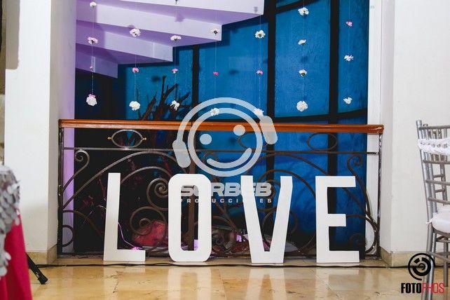 """""""Love"""" para tu Decoración Vintage"""