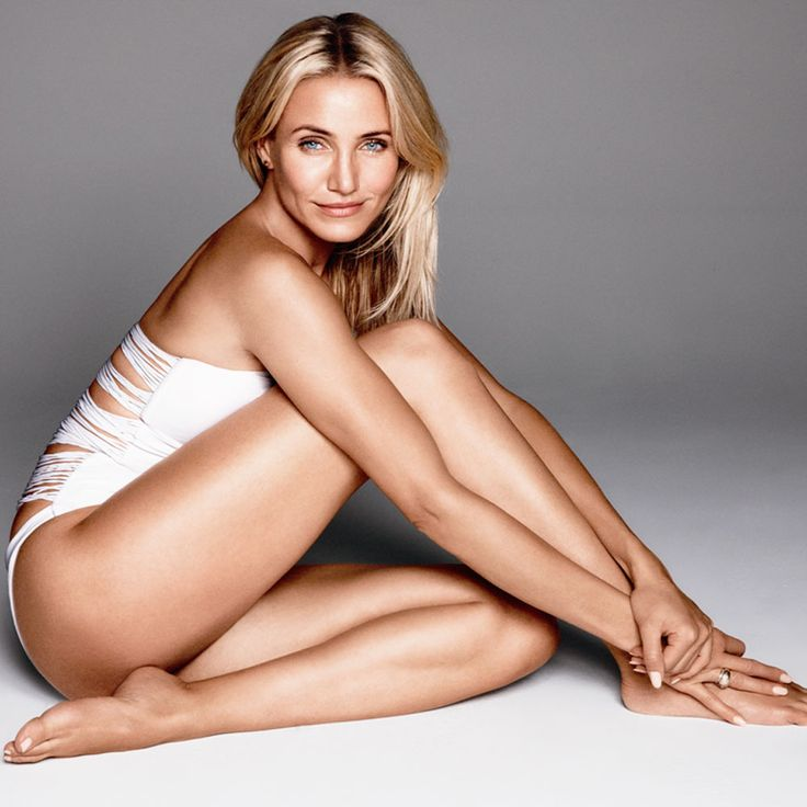 So This Is What We've Learnt About Cameron Diaz After Reading Her Health And Fitness Book...