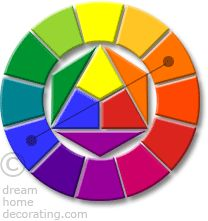 28 best images about color wheel ideas on pinterest