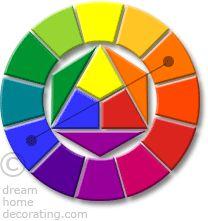 28 best images about color wheel ideas on pinterest