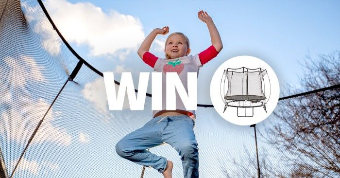 Win a Springfree Trampoline worth $1199 in Time for Christmas