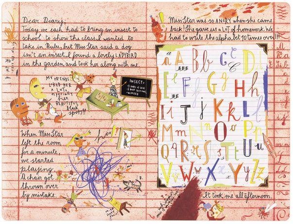 Sara Fanelli - Dear Diary