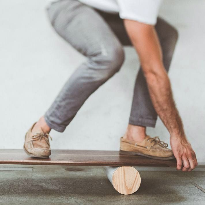 Groove Indo Board - The Groove Indo Board is made for any surfer at heart who wants to keep their balance tuned. Melt away the winter months or make the most when you can't get down to the beach. | exercise, health