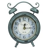 Found it at Wayfair - Mica Table Clock