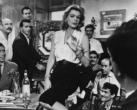 "Films in Greece, ""Never on Sunday"" (1960) #Piraeus #Greece"