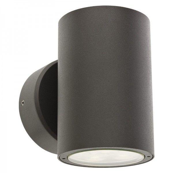 Corpuri de iluminat exterior APLICA PENTRU ILUMINAT PERETE 2X(6X1W) ROUND 9925 REDO.9925