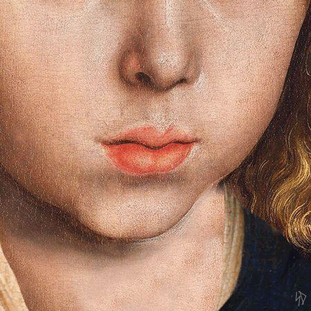 Arte Renascentista e Vida Moderna em gifs divertidos