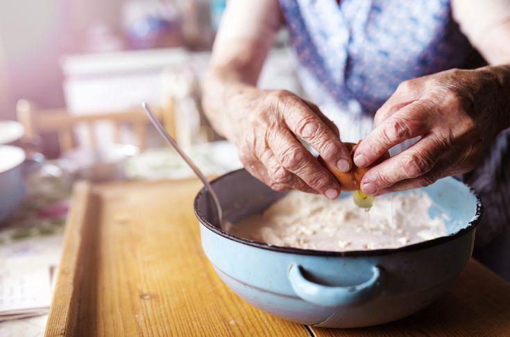 Le ricette della nonna d'inverno