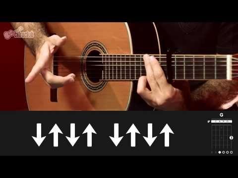 What a Wonderful World - Tiago Iorc (aula de violão) - YouTube