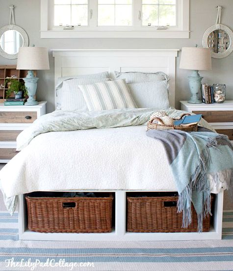 1000+ Images About Beach Bedrooms On Pinterest