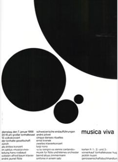 Flyer Goodness: Armin Hofmann