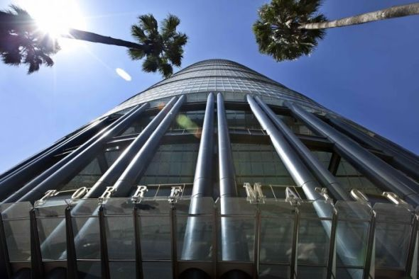 Torre Mayor, a 10 años de su construcción