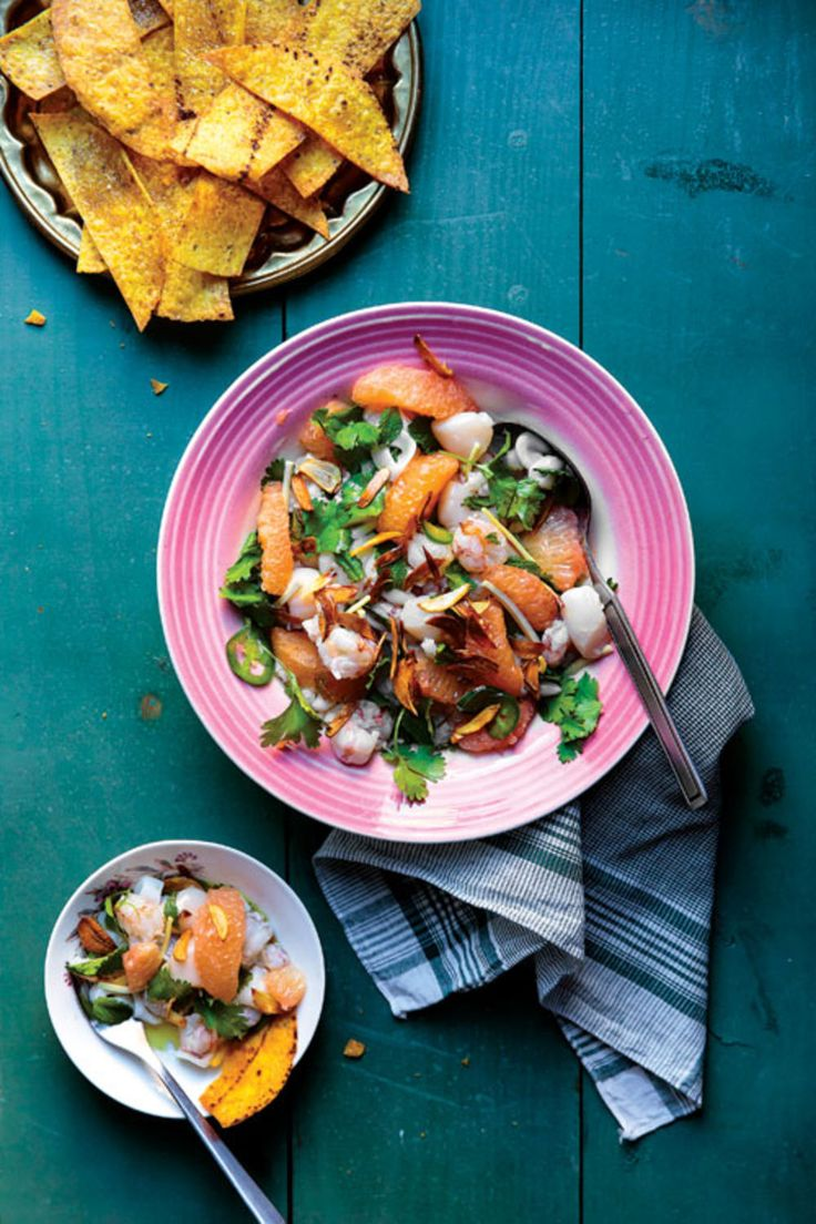 how to cook raw shrimp for ceviche