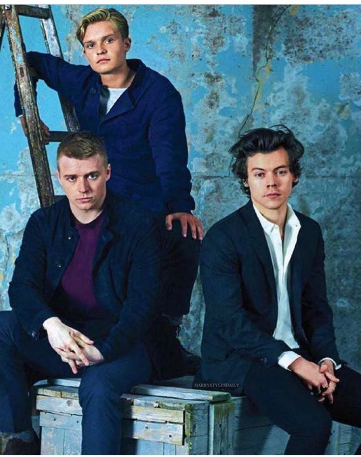 Harry styles in new Dunkirk photo shoot