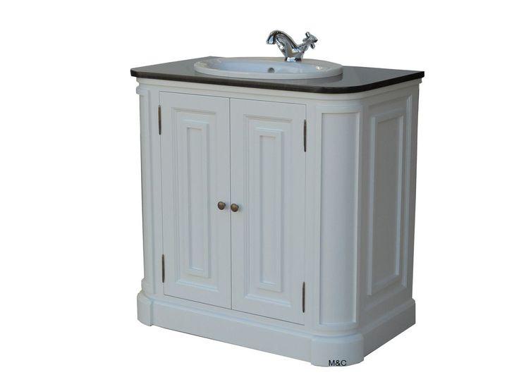 Les 7 meilleures images du tableau meuble de salle de bain en bois plateau pierre ou marbre sur - Plateau salle de bain ...