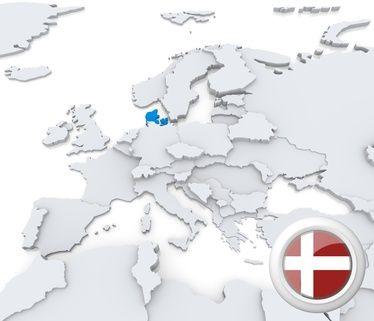 EURODANE - gospodarka Danii , PKB, inflacja, ludność, giełda, finanse, deficyt