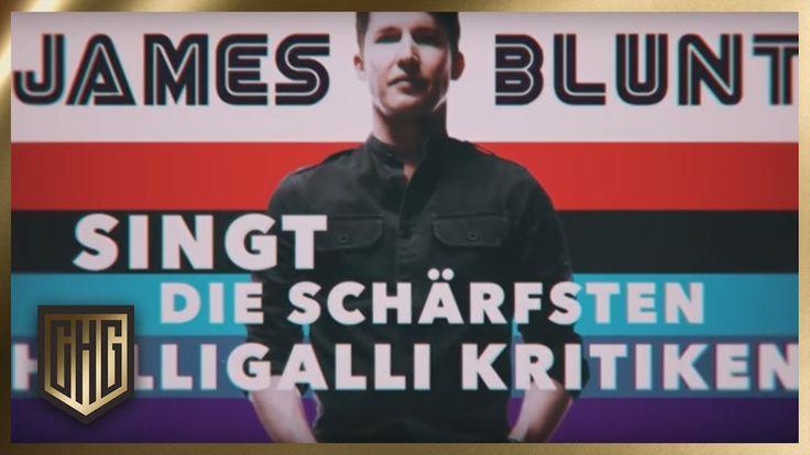 James Blunt singt HalliGallis schärfste Kritiken | Circus HalliGalli | P...