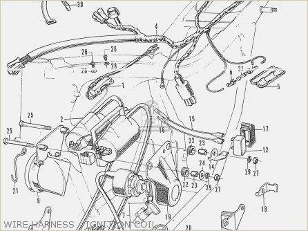Honda Cb350f Engine Diagram Honda Auto Wiring Diagram