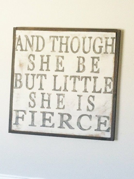 Perfect for Claire's new big girl room!