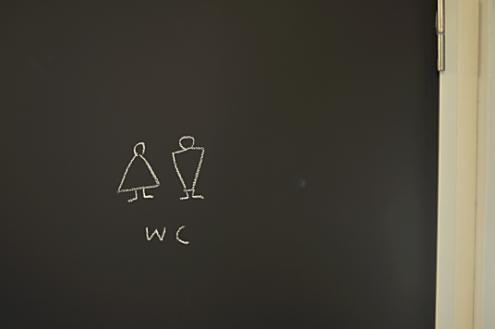トイレのサイン。(id:36196,トイレ)