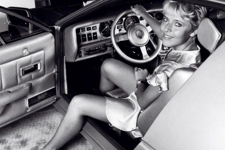 Pariser Salon 1974 Präsentation  Maserati Quattroporte