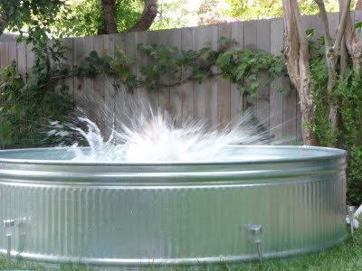 104 Best Stock Tank Pools Images On Pinterest Pools