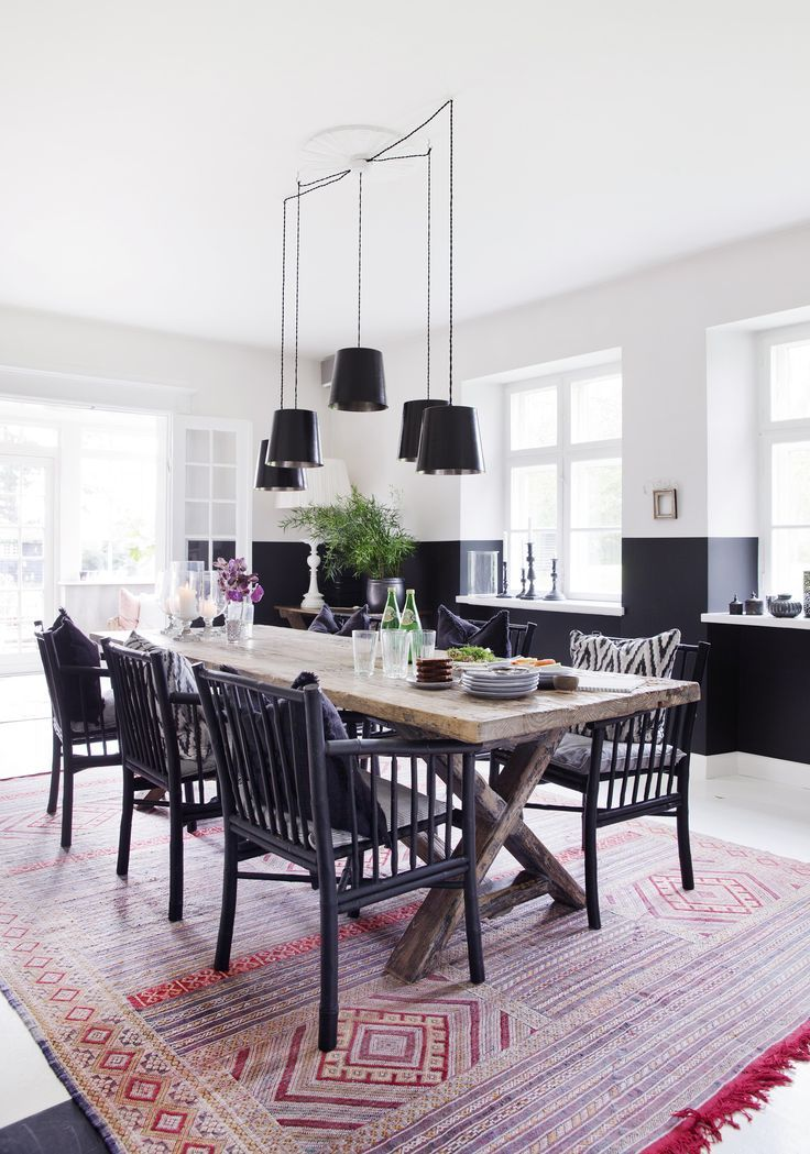 17 Best ideas about Black Dining Chairs on Pinterest ...