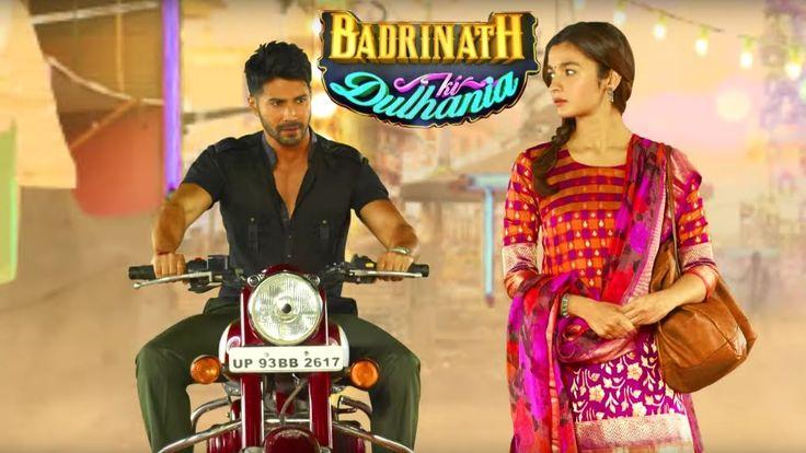 Badrinath ki Dulhania Fan Made Offical Trailer | Varun Dhavan Alia bhatt