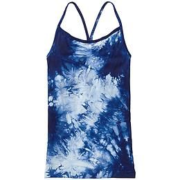 Tie Dye Seamless Tank - The seamless support top that wicks away sweat during your hottest yoga class and boasts anti-odor properties to make the coolest layering piece.