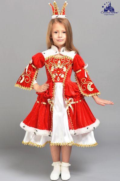 "Королева-кокетка ""Красный бархат"" (маленькая)"