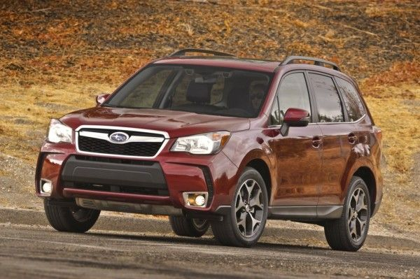 2014 Subaru Forester Release 600x399 2014 Subaru Forester Full Reviews