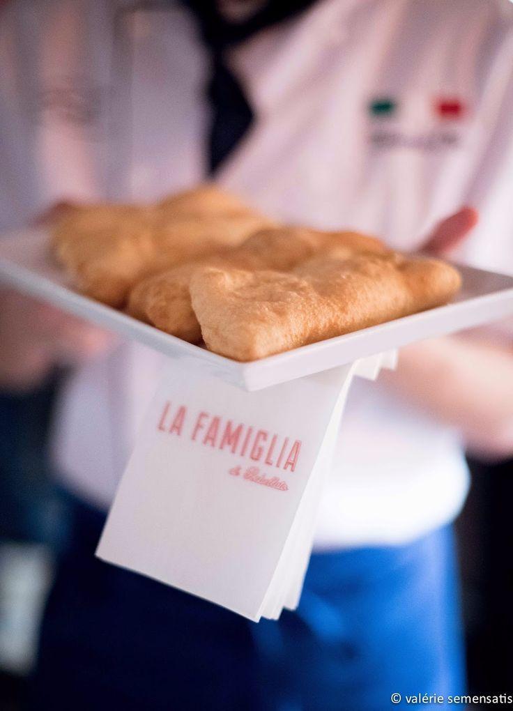 Voyages autour de ma cuisine: Pizzeria Famiglia di Rebellato, passion à l'Italie...
