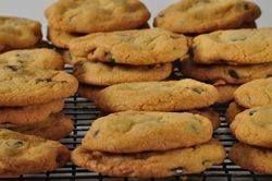 Chocolate Chunk Cookies have nice crisp edges and are soft and chewy and full of buttery sweet flavor. From Joyofbaking.com With Demo Video