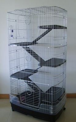 small animal cage f23 indoor chinchilla cage or mammal cage with free delivery
