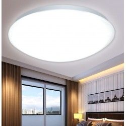 18W LED Flush Mounted Ceiling Light Fixtures Living Bedroom Study Down Wall Lamp