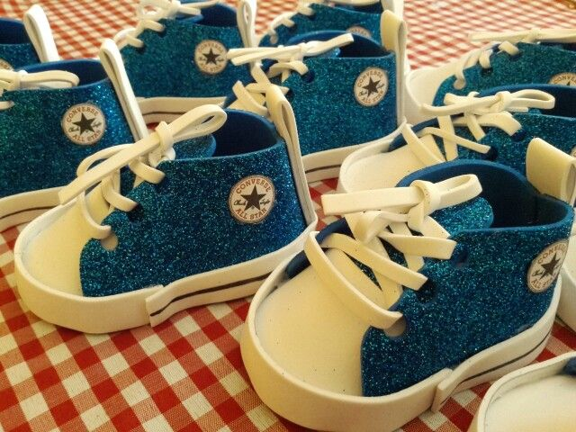 Zapatillas para baby shower