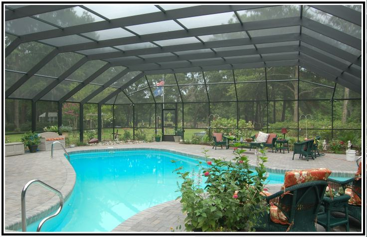 Pool Enclosure Designs Pool Enclosures And Screen Rooms