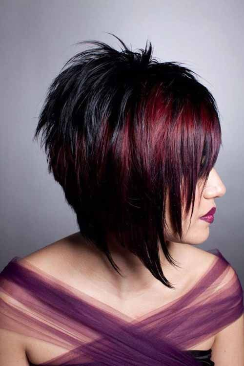There are so many hairstyles that you can count as funky haircuts. But all of these may not suit you. So, you need to be selective when it is a point of cutting the hair.