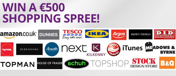 Win €500 Shopping Spree with AllGifts.ie! Enter Here: http://34.gs/io15 #allgifts2014