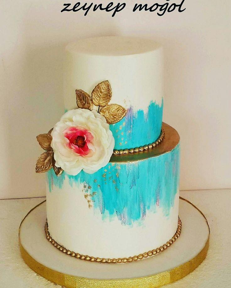 söz ve nişan pastası
