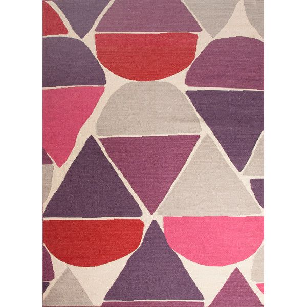 Bring your home to life with these unique hand-woven wool rugs. The simple flat weaves designs are perfect for any contemporary home or office space. This