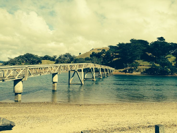 Pataua bridge