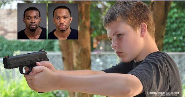 South Carolina Boy, 13, Fatally Shoots Burglar, Scares Off Second Suspect: Police - http://buzzduzz.net/south-carolina-boy-13-fatally-shoots-burglar-scares-off-second-suspect-police/