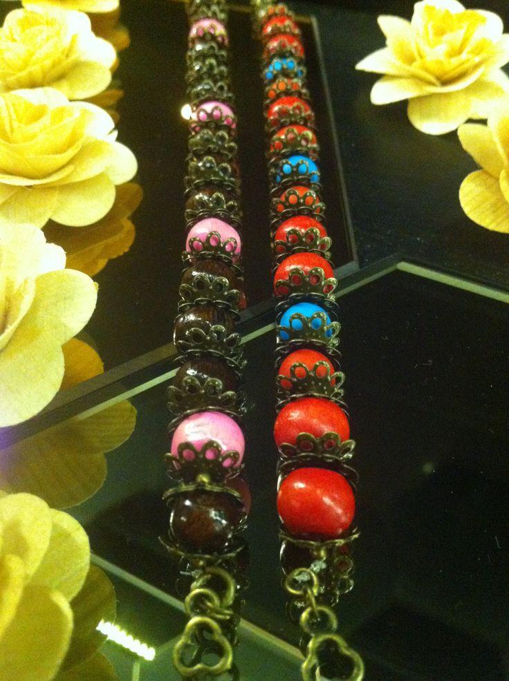 Gipsy style bracelet  Handmade by My Fairy Cakes