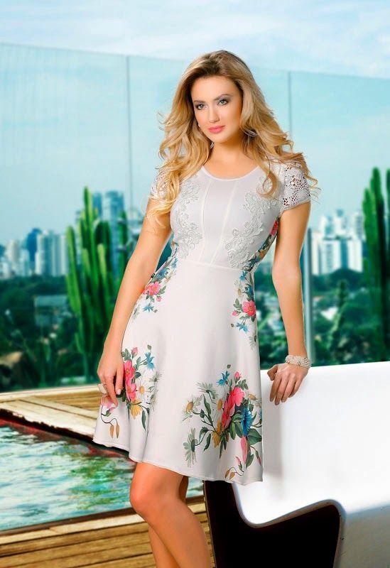 Fasciniu's Moda Evangelica - Lançamento Alto Verão 2015 - Part 1 ~ Rosa…