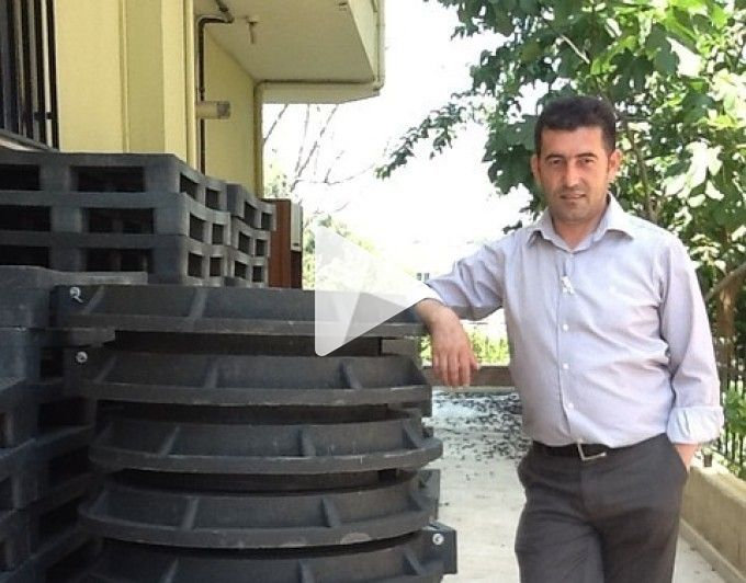 Turkey-İstanbul manhole cover,plastic and composite manhole cover products.  Gürsel Gürcan  0090 539 892 07 70  gursel@ayat.com.tr  Skype:gurselgurcan