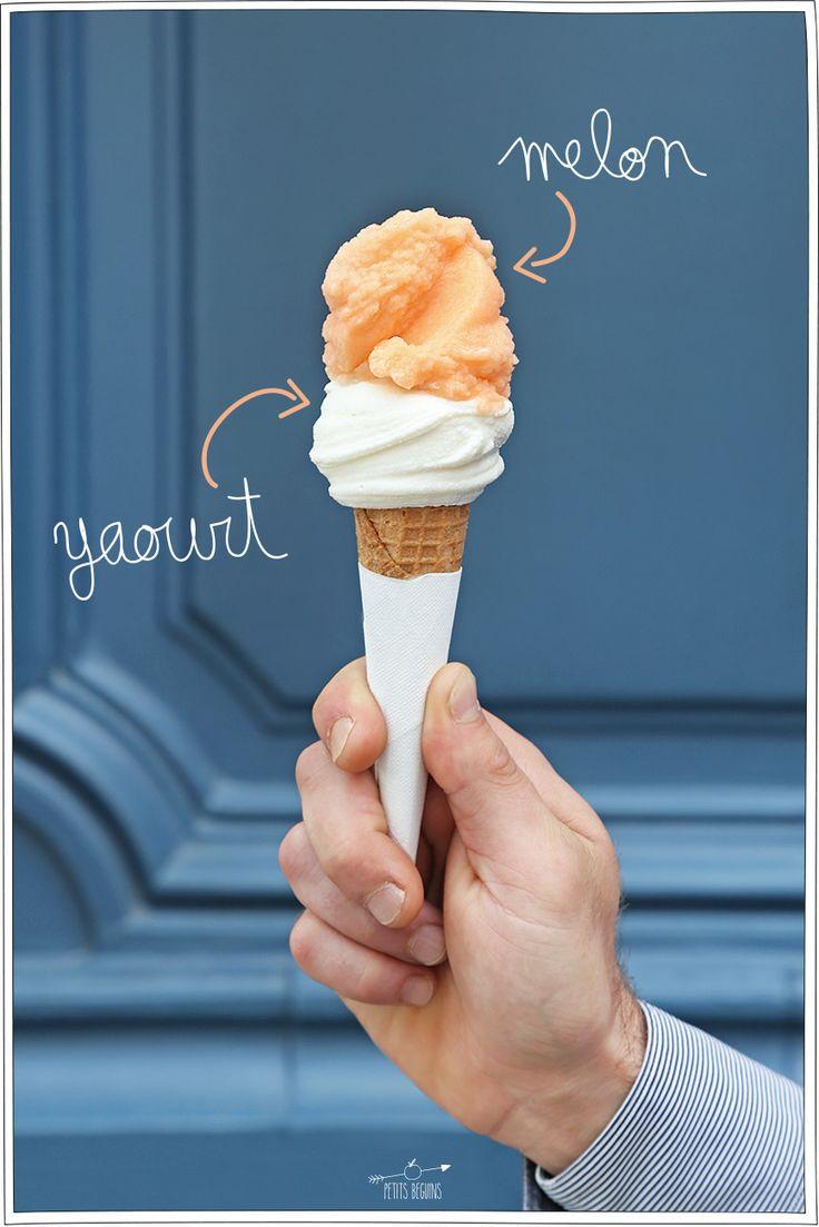 Meilleures glaces de Paris - Top 5 - Grom - Bonnes adresses - Petits Béguins