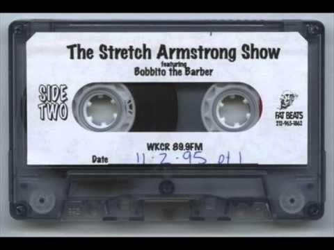Jamal - Freestyle wkcr 89.9 (Stretch & Bobbito) (1995) GOLDEN ERA SHIT ..