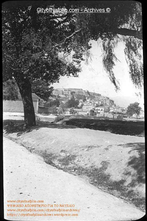 #cityofnafplio #nafplio #nauplie Ναύπλιο 1908